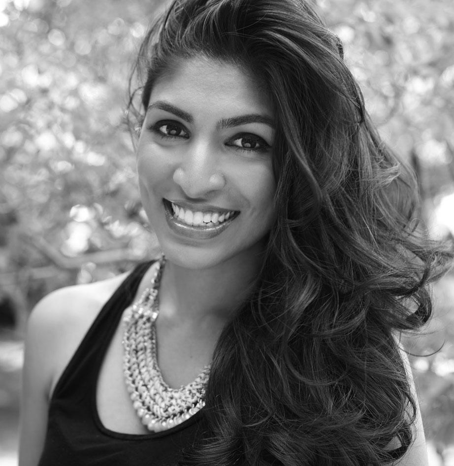 Priya Shah.